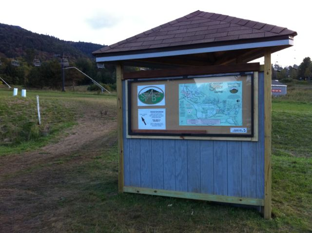 Ascutney Trails opens for 2014-kiosk-1.jpg