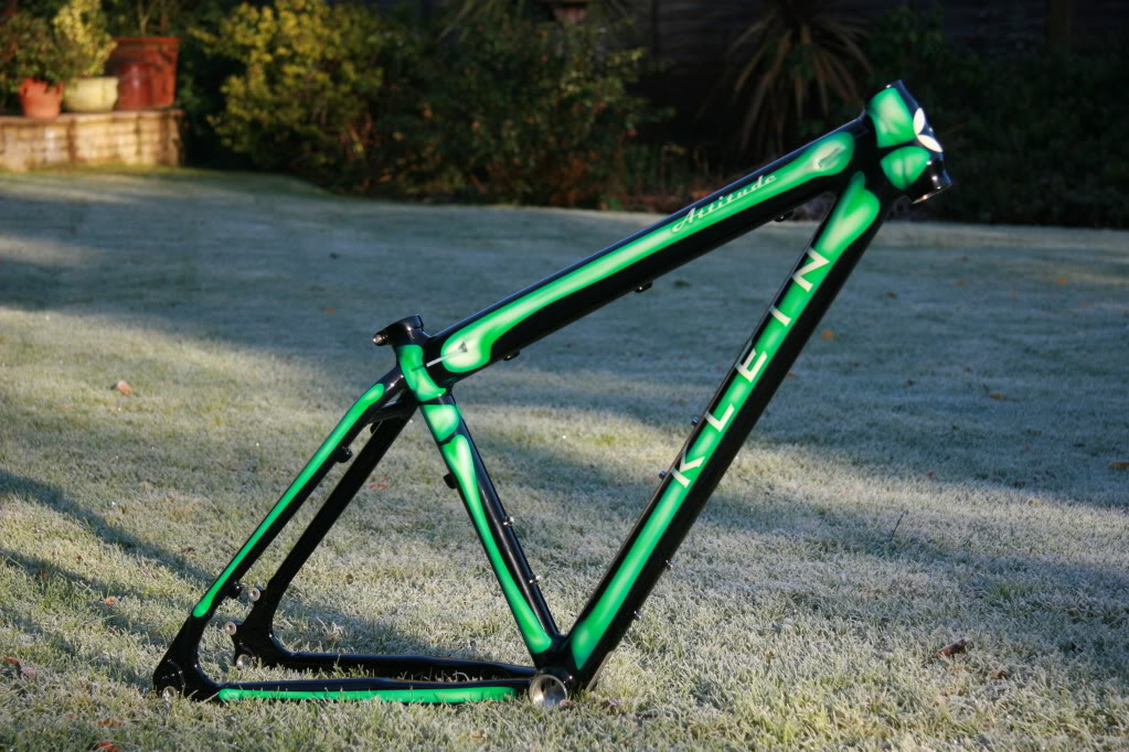 whats the dopest paintjob you have seendone kleinbones7jpg - Motorcycle Frame Paint