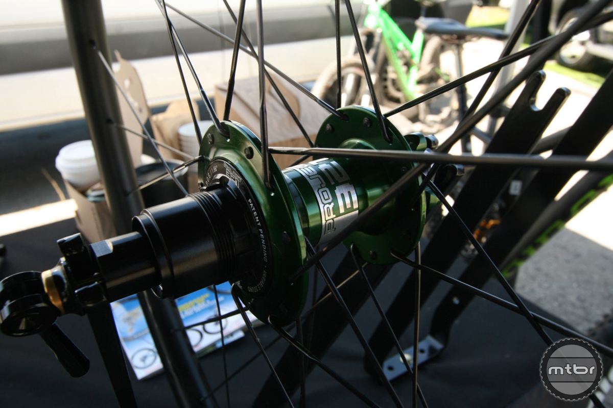 Knight Project 321 Wheelsets