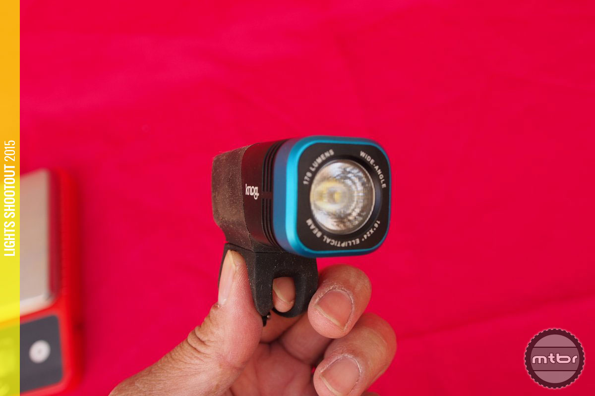 Knog Blinder Arc 1.7 Front