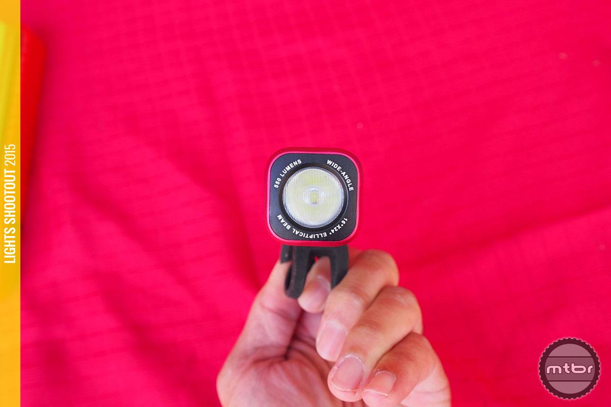 Knog Blinder Arc 5.5 Lens