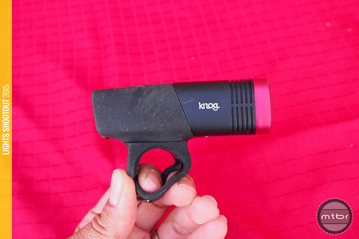 Knog Blinder Arc 5.5 Side