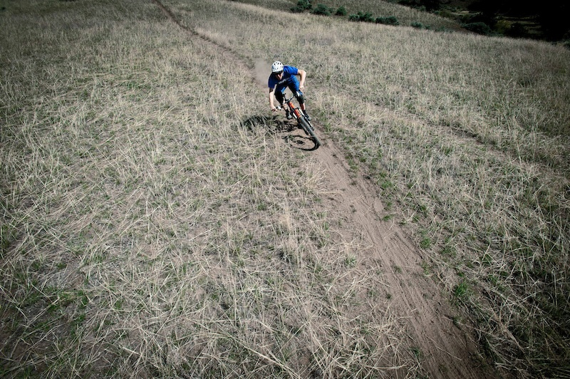 Knolly Chilcotin Singletrack Riding Doerfling