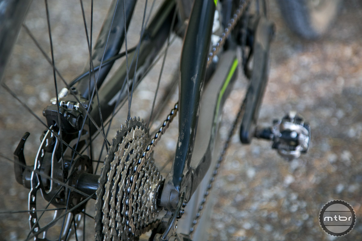 As 1x drivetrains have become more popular, we've seen more and more users spec 28T and smaller chainrings.