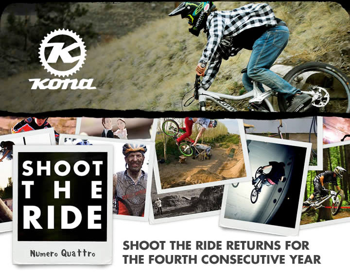 Kona Shoot the Ride