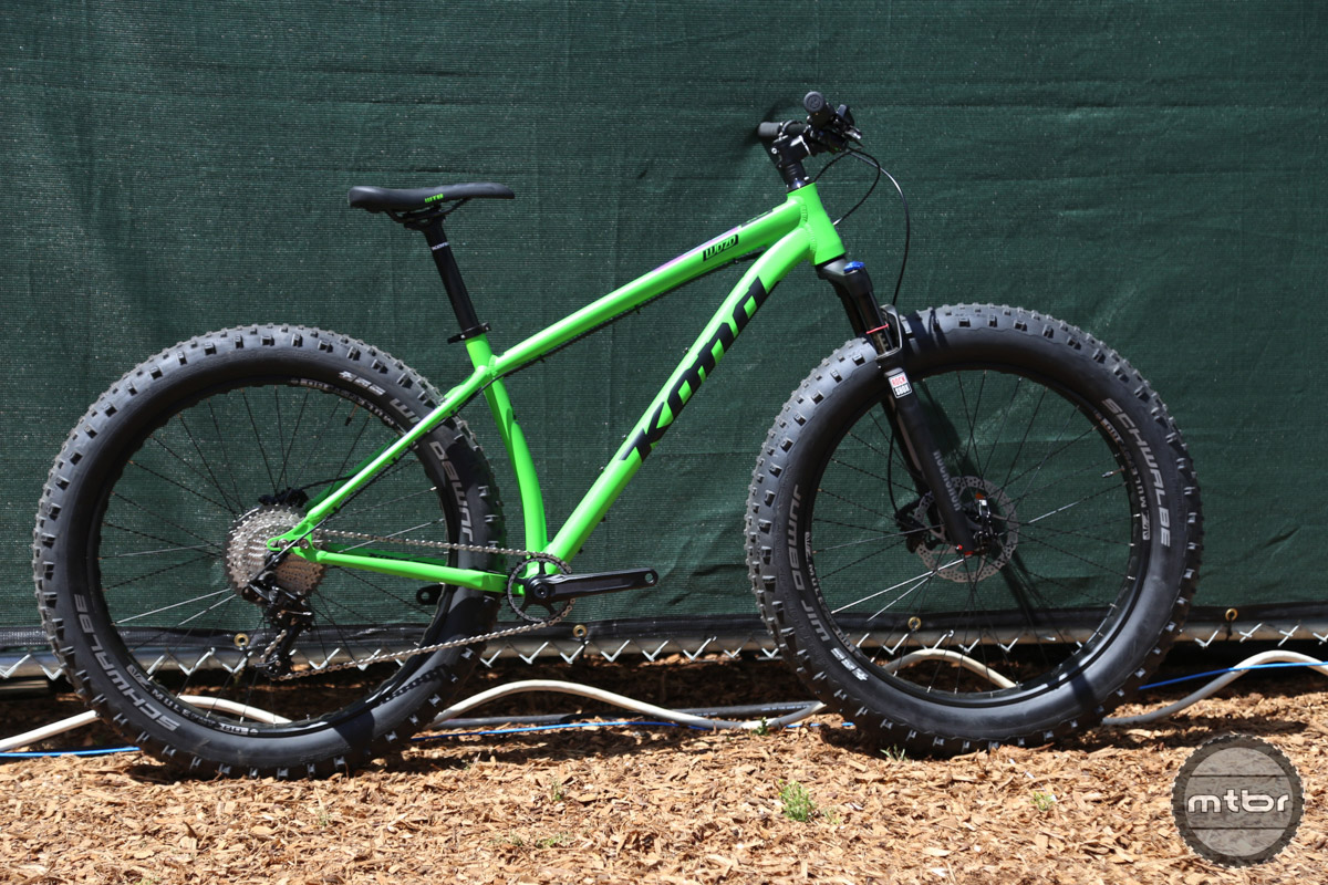 The new Wozo has a similar look and built kit to the Kona Honzo.
