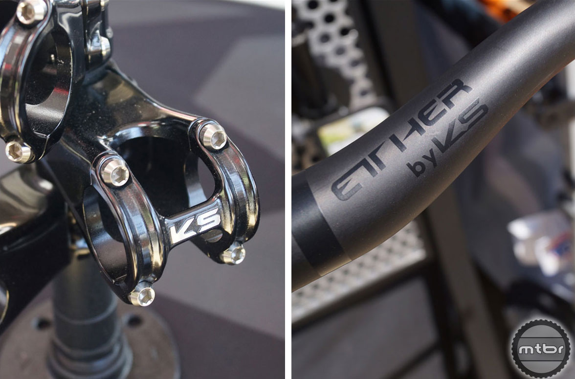 KS Ether Bar Stem