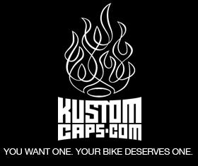 KustomCaps.com logo