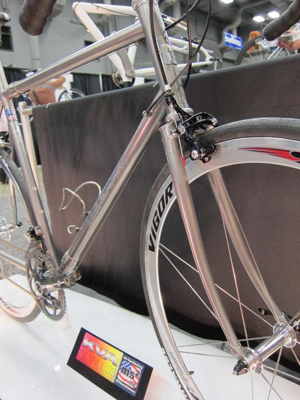 KVA/Alchemy Frames for Top Bike Messengers - Mountain Bike Review ...