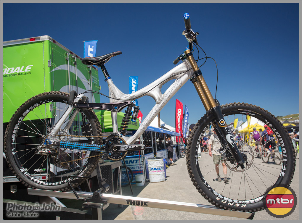 2012 Ellsworth Dare Downhill Bike