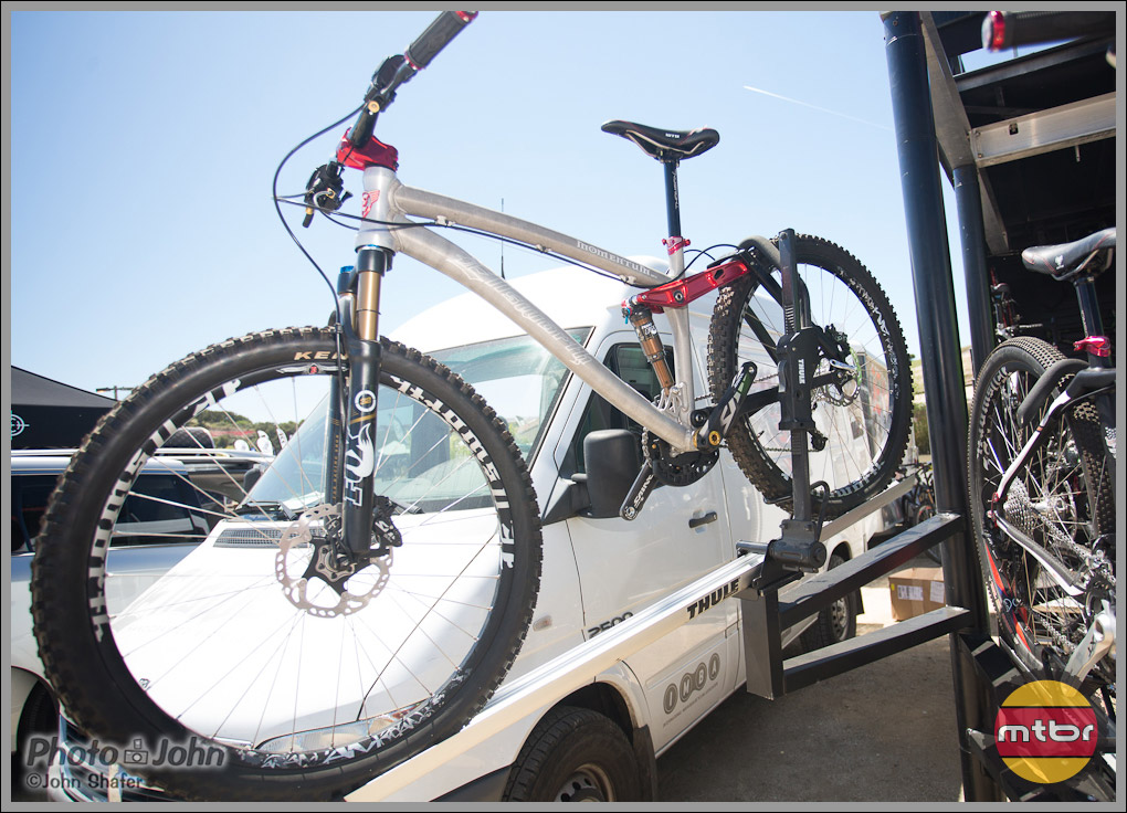 Ellsworth Momentum Slopestyle Bike