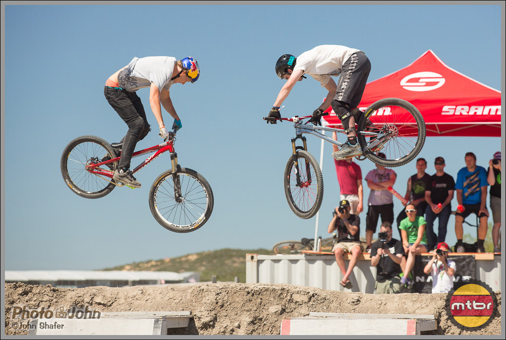 Sea Otter Speed & Style - Martin Sodertstrom and Mitch Chubby