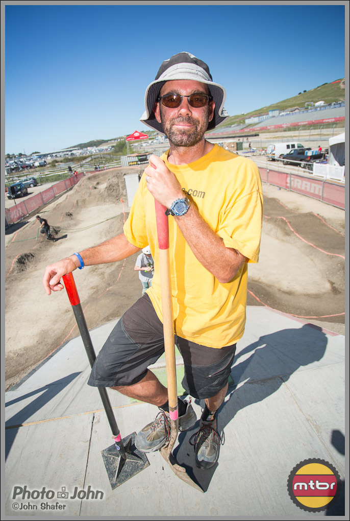 Lee McCormack - Speed & Style Architect and Head Digger