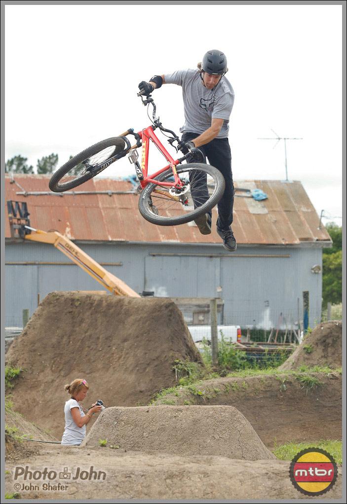 Cam McCaul - 2012 Post Office Jump Jam