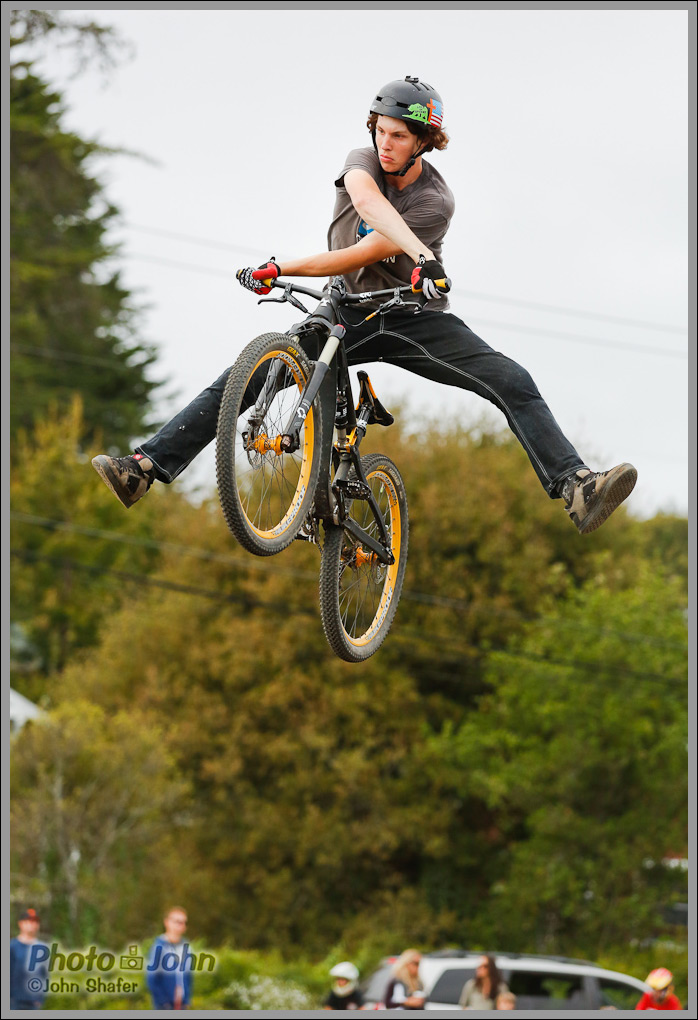 Jack Fogelquist - My Favorite Photo From The 2012 Post Office Jump Jam