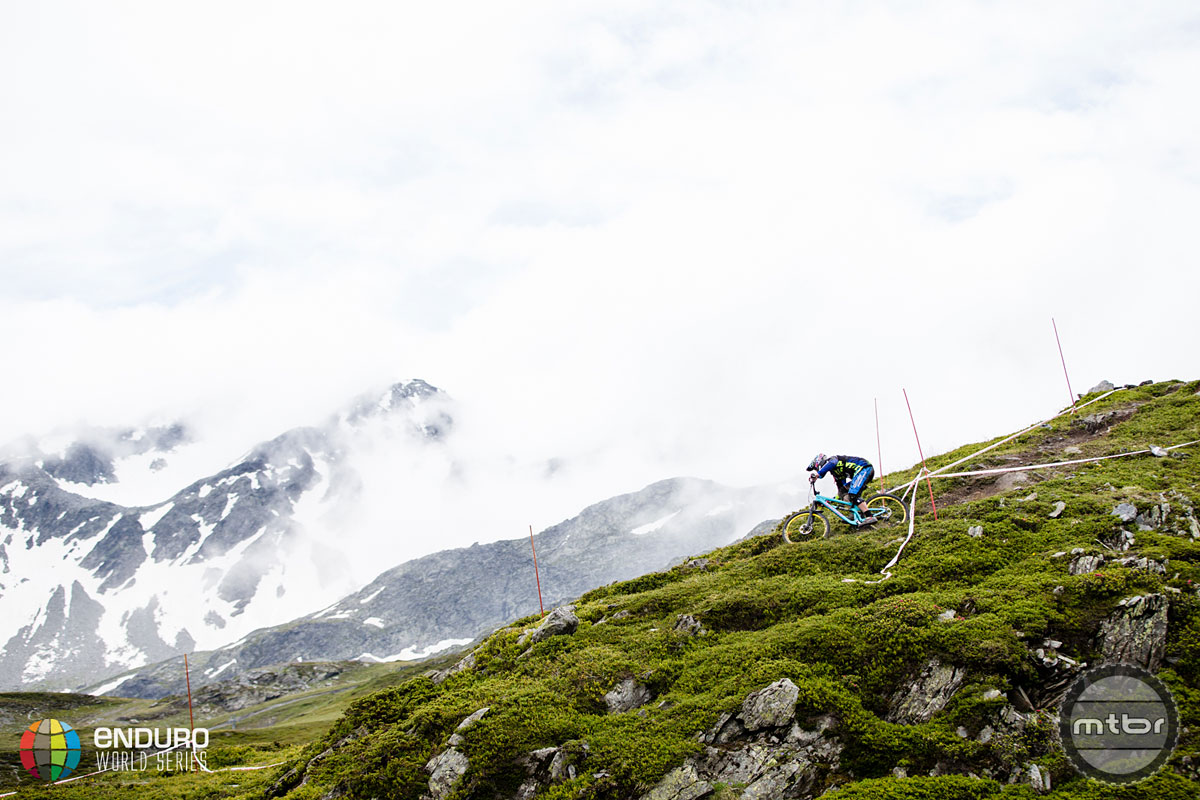 Round 4, July 16th and 17th in La Thuile, Italy.