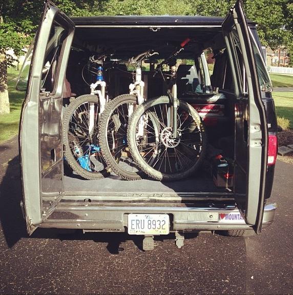 DIY or purchased item to transport bike(s) in van w/o removing front wheel?-ladder-rack-2.jpg