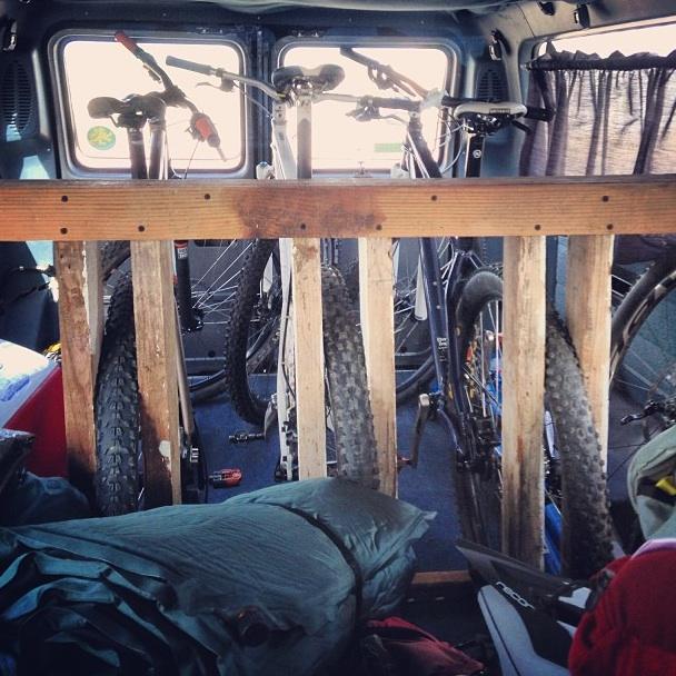 DIY or purchased item to transport bike(s) in van w/o removing front wheel?-ladder-rack.jpg