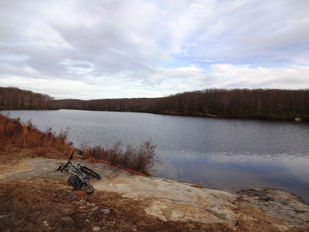 Post a picture or two of your neck of the woods-lakewanoksink112012.jpg