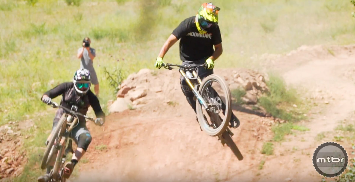 Park City, Utah is best known for its epic skiing, but it also has an IMBA Gold rated trail network.