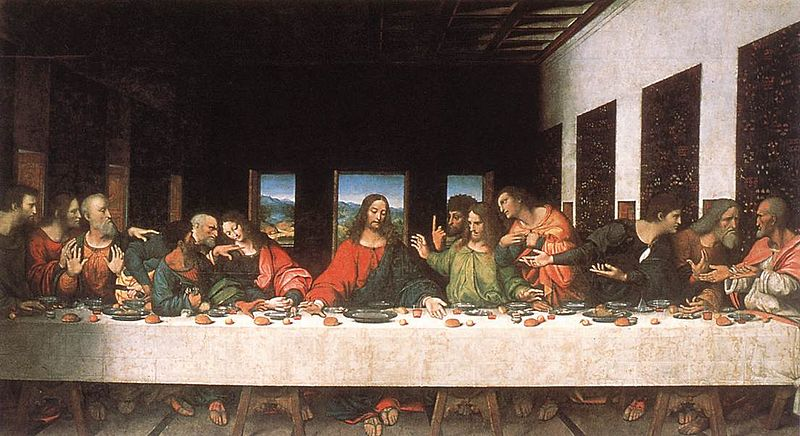 any cooks out there? share a pic.-last-supper-da-vinci.jpg