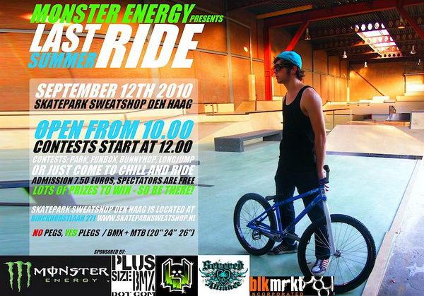 PlusSizeBMX Last Ride