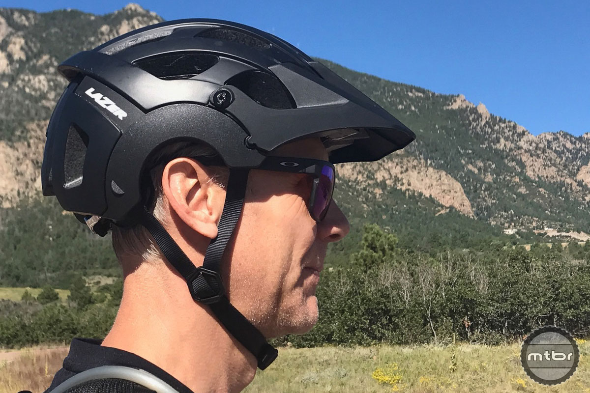 Lazer Revolution FF helmet review