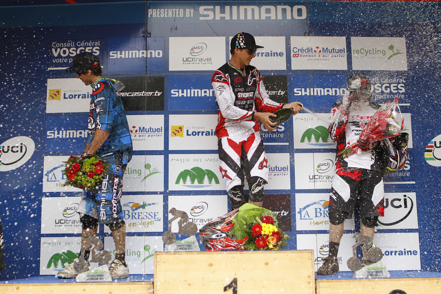 La Bresse, World Cup DH #6