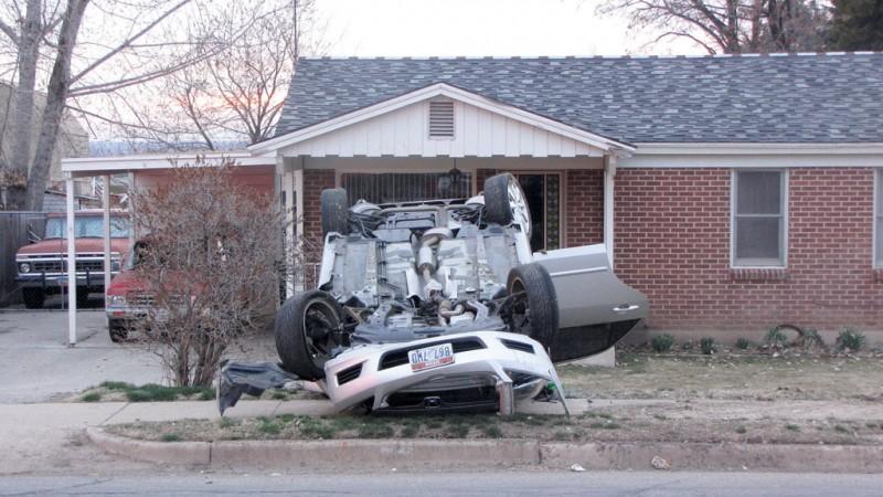 Dateline Roy Utah Teen Driver Shares The Road Flips Car Mtbrcom