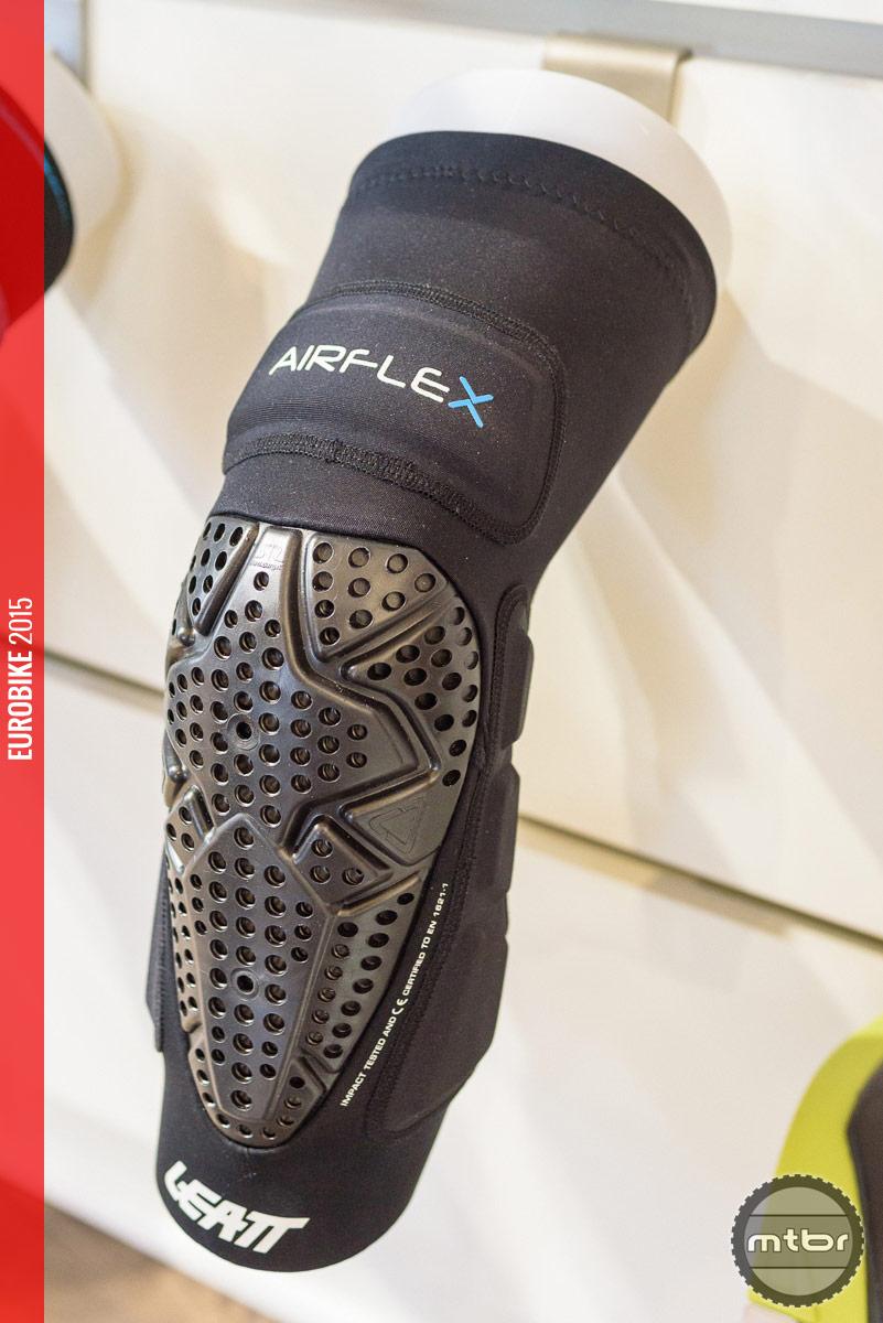 Leatt Airflex Pro knee protector.