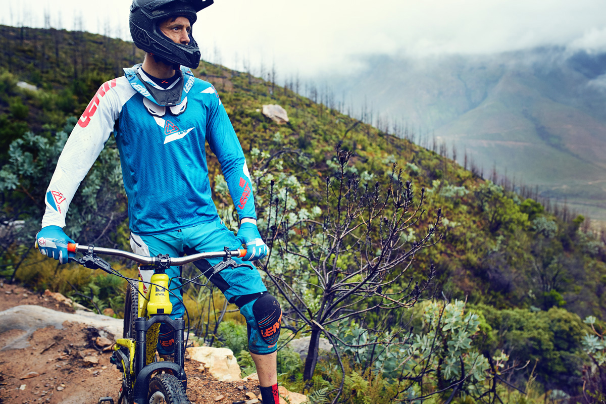 New Leatt Mountain Bike Apparel