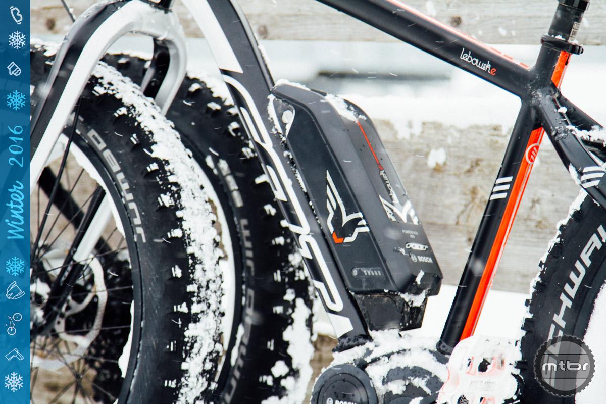 LEBOWSKe Fat Bike