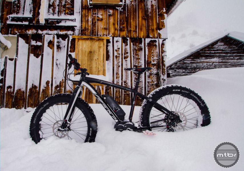 E-fat bike? Haters gonna hate.