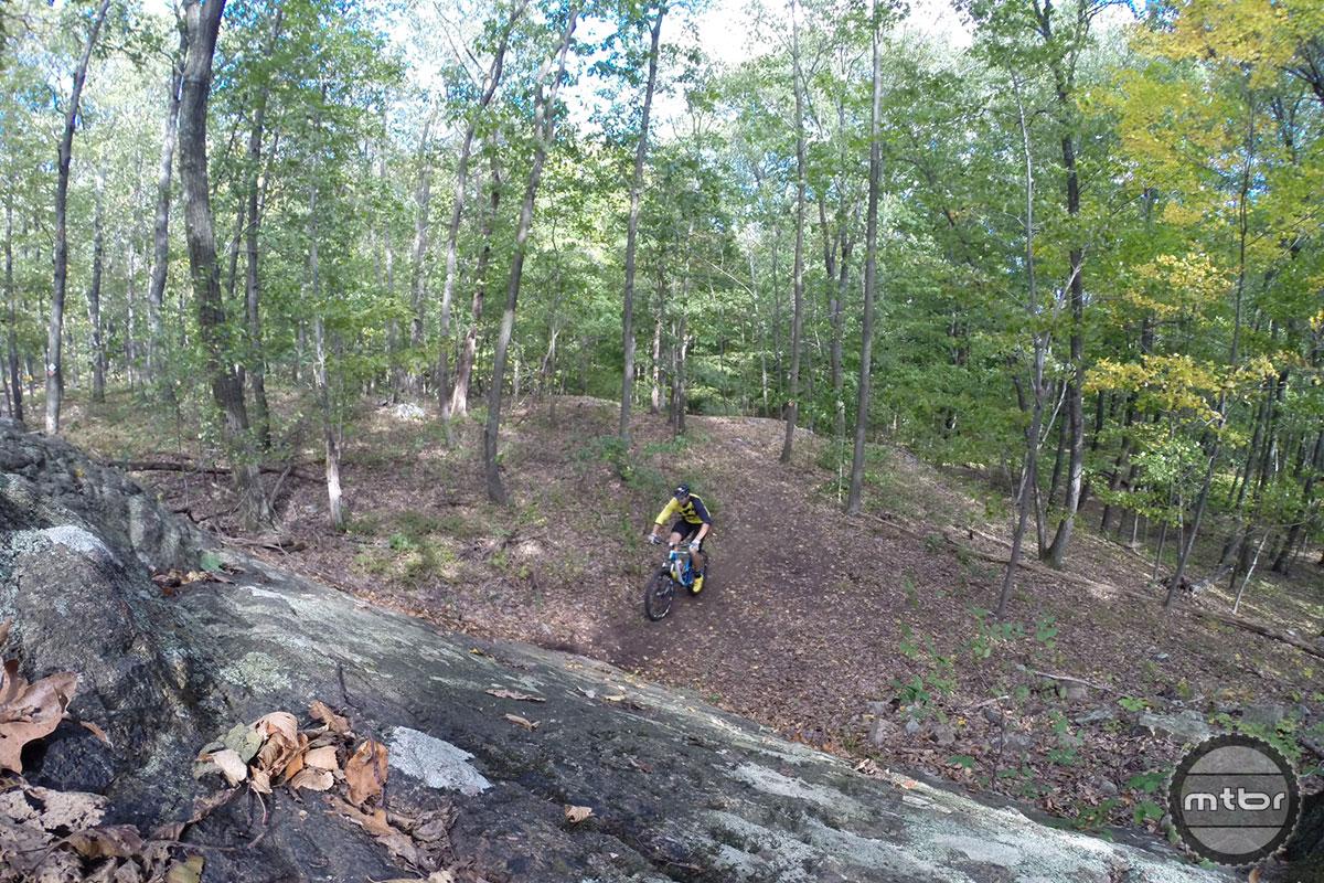 Lenosky Steep  Climb 1