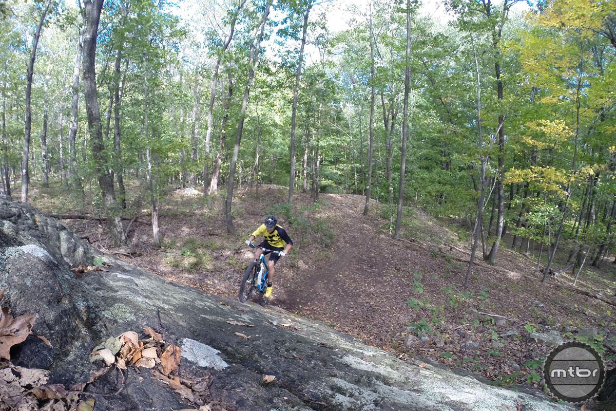 Lenosky Steep Climb 2