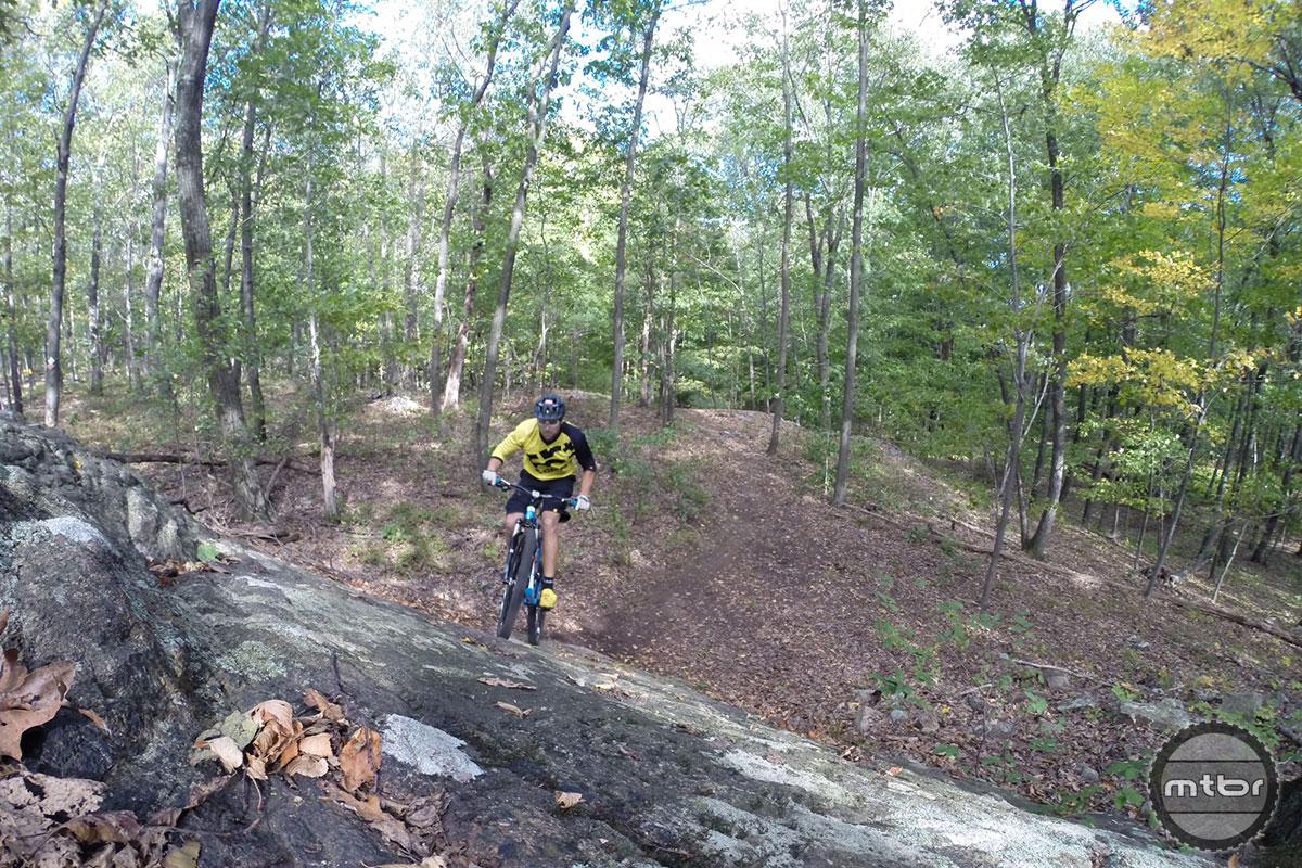 Lenosky Steep Climb 3