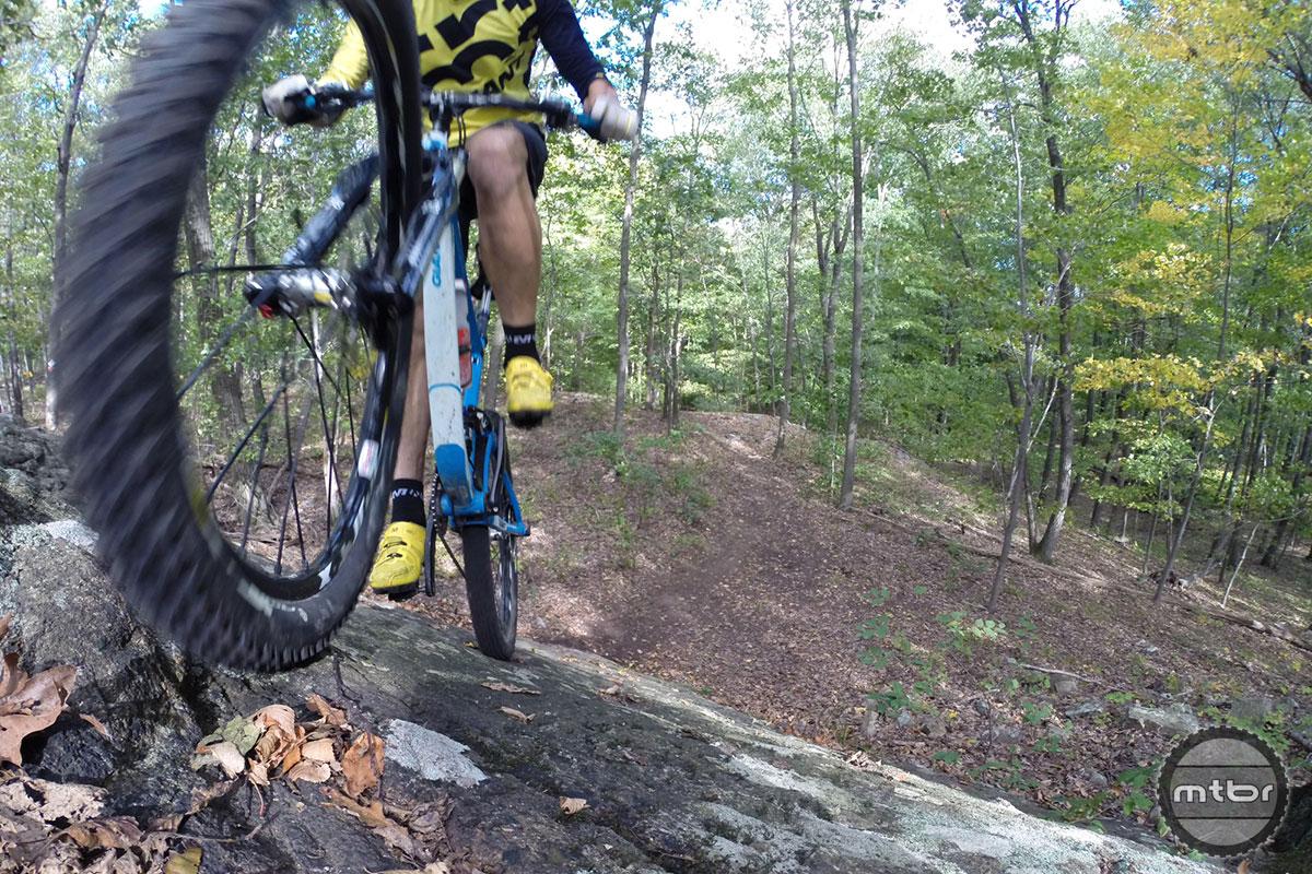Lenosky Steep Climb 5