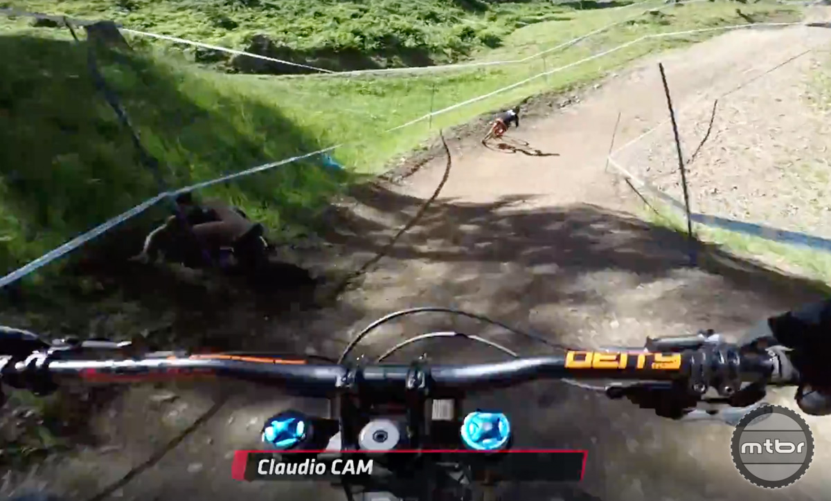 Lenzerheide World Cup Track