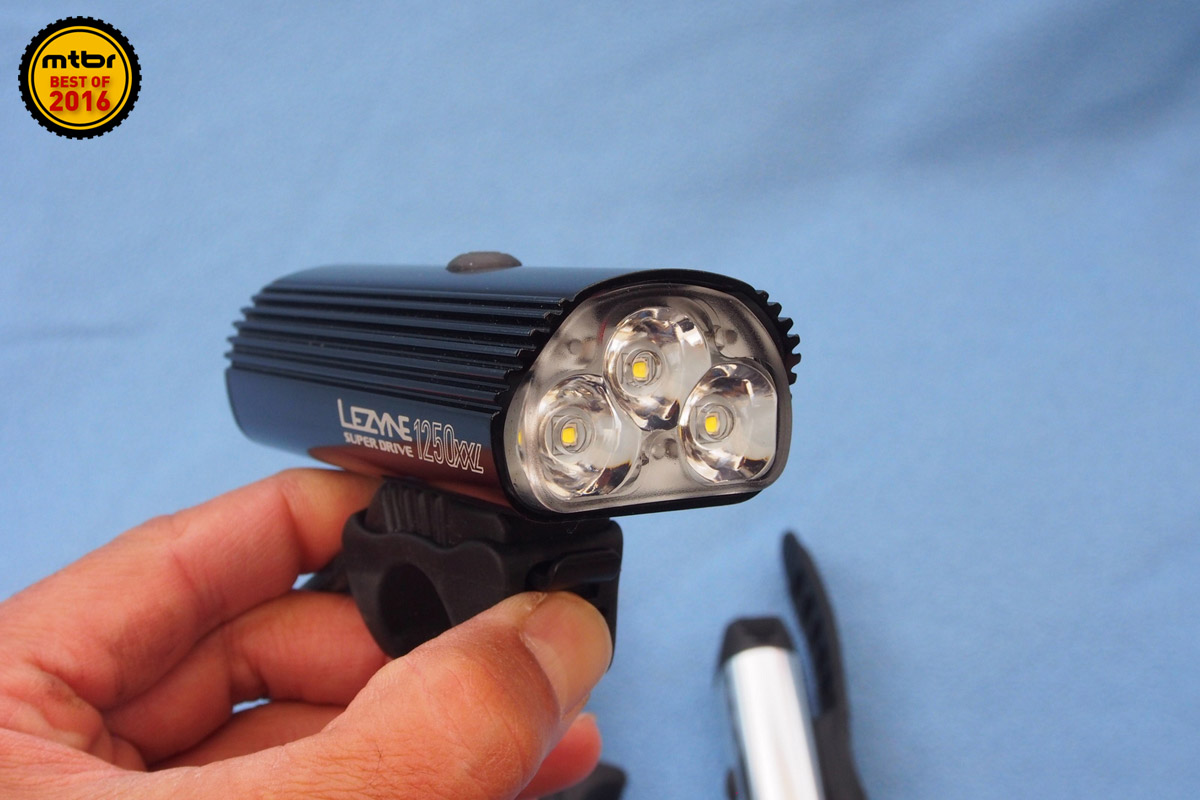 Lezyne Super Drive 1250XL Light