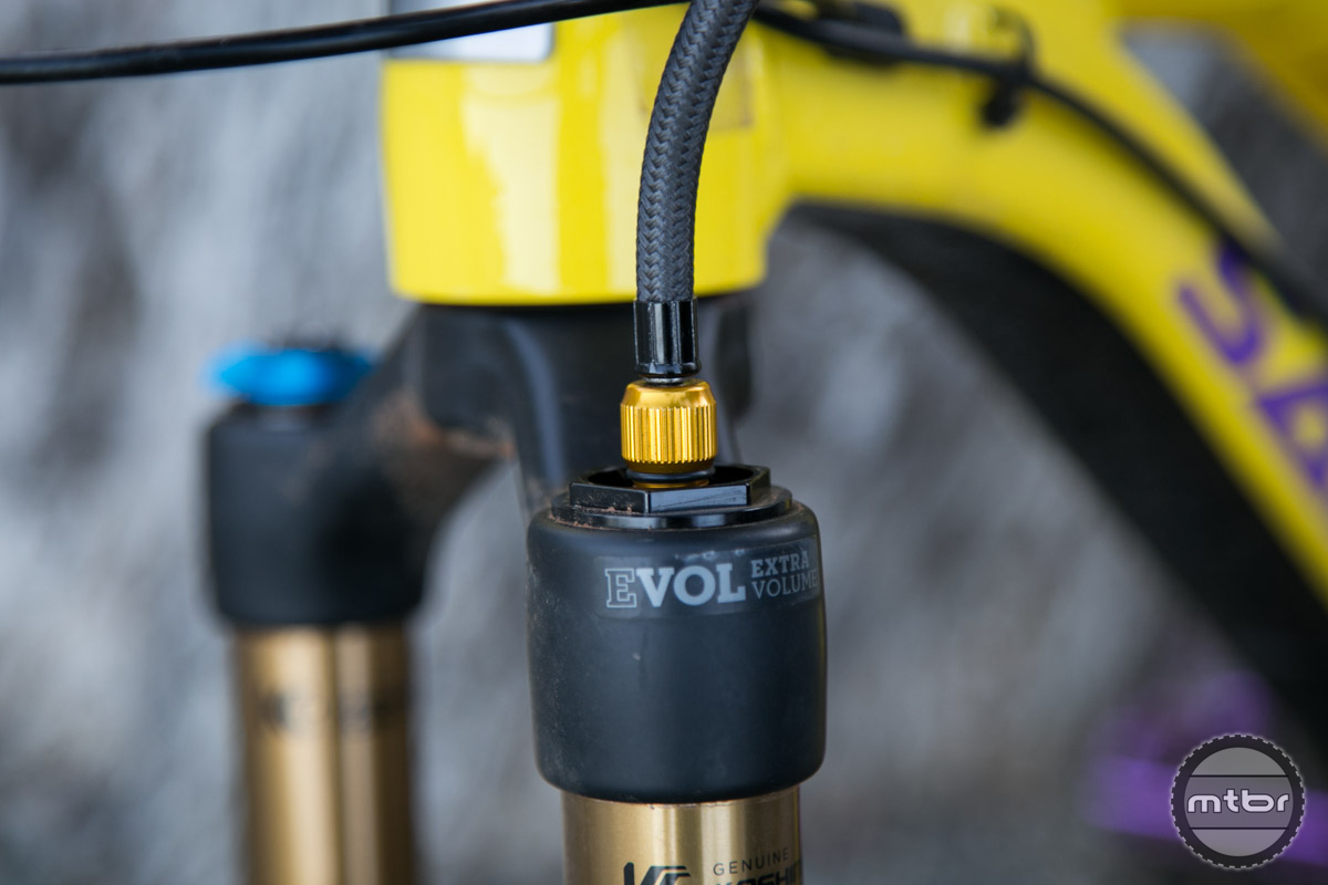 Lezyne Digital Shock Drive Pump