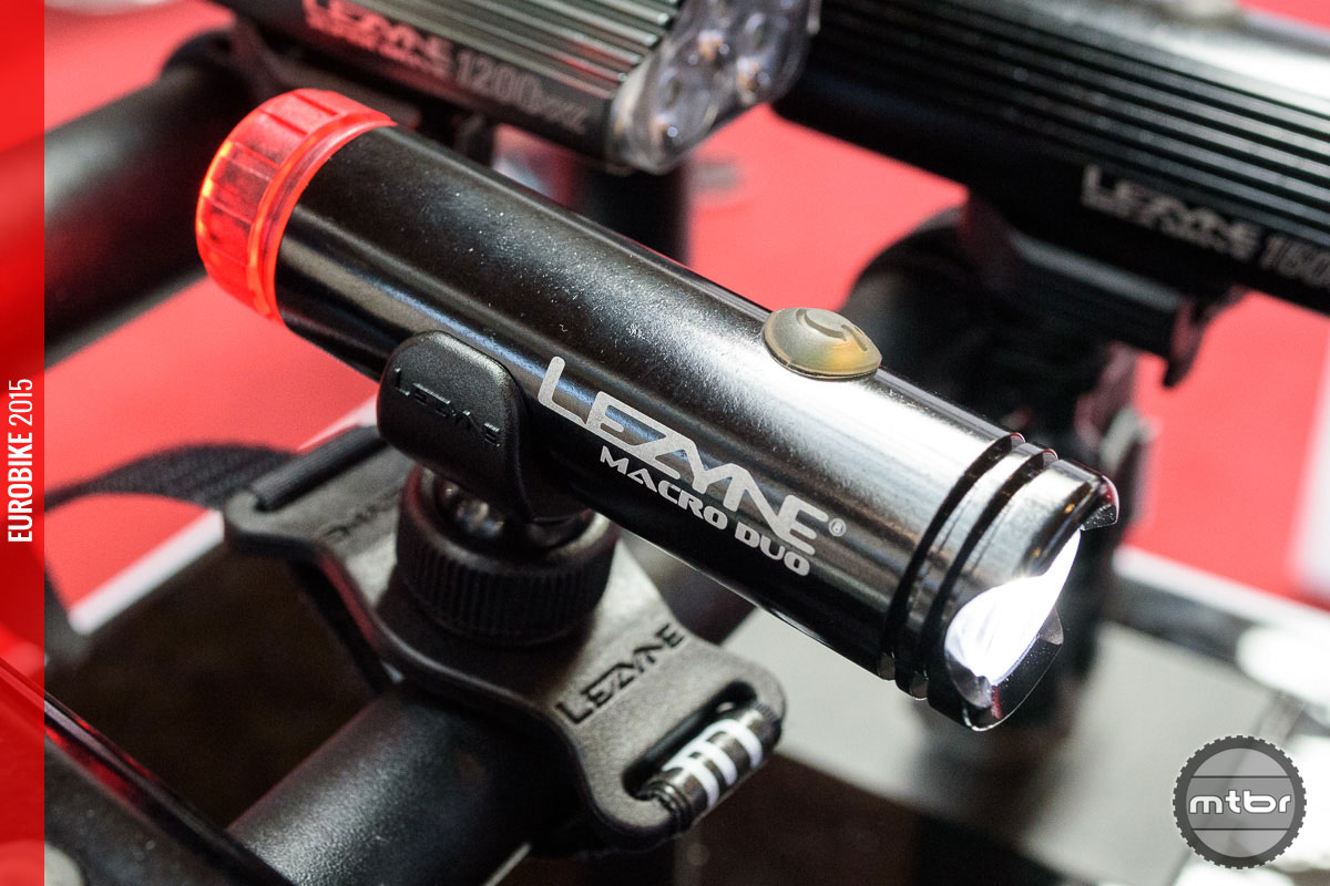 Eurobike 2015: Lezyne offers higher powered lights and ...
