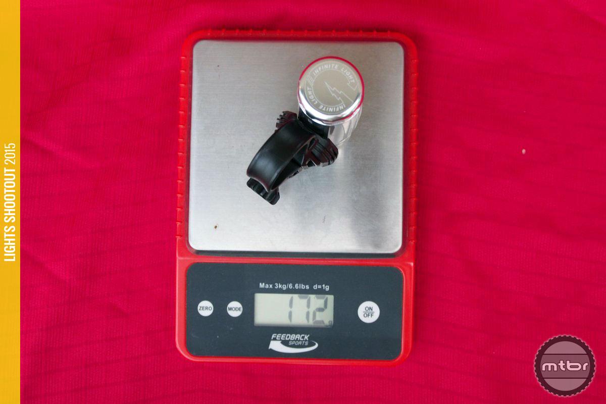 Lezyne-Power-Drive-XL-weight