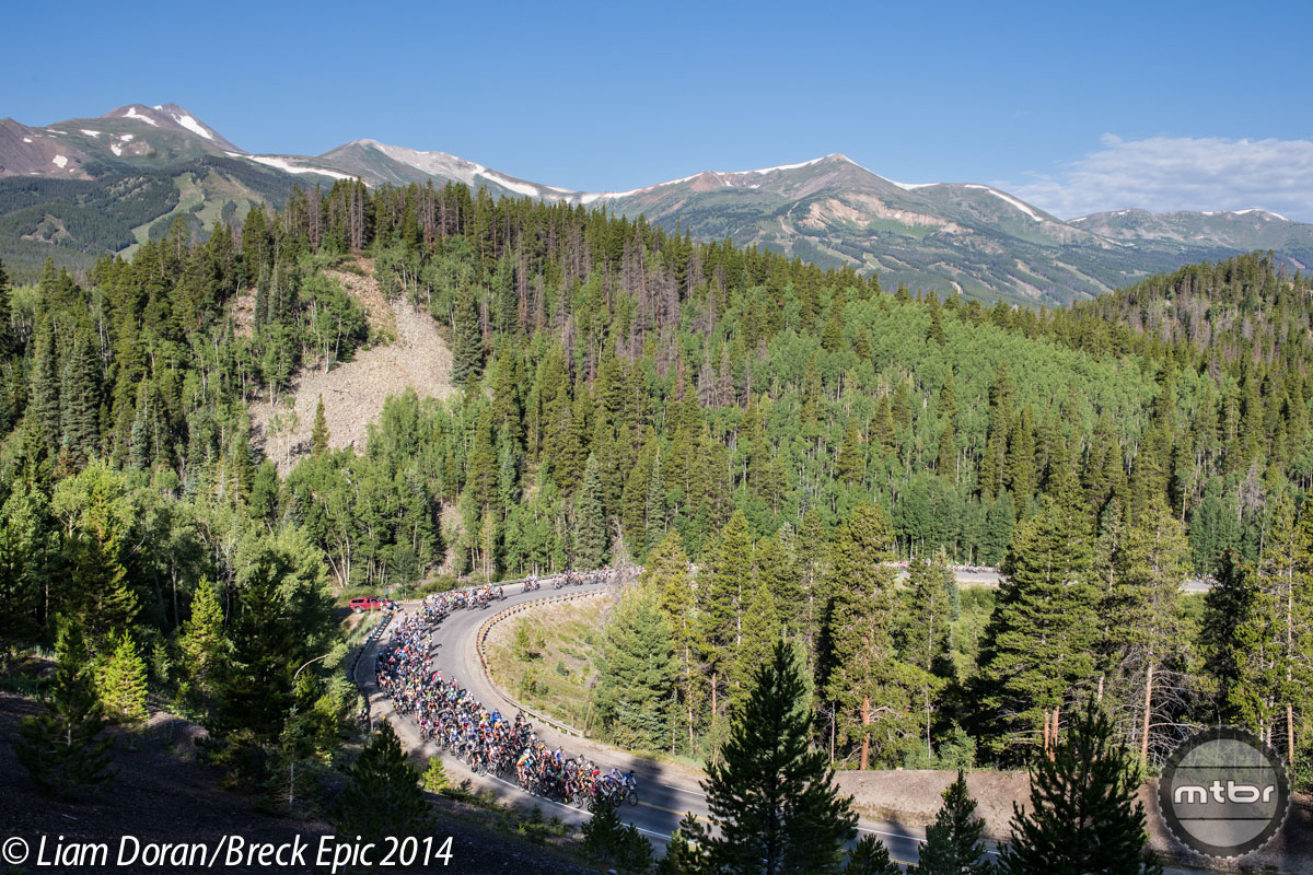 Breck Epic Stage 1