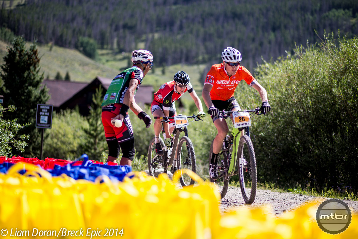 Breck Epic Stage 2