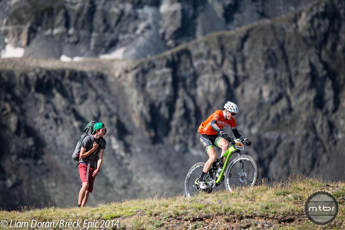 Breck Epic Stage 5 Alex Grant