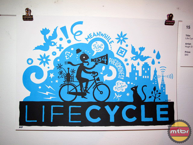 Life Cycle - Hugh D'Andrade