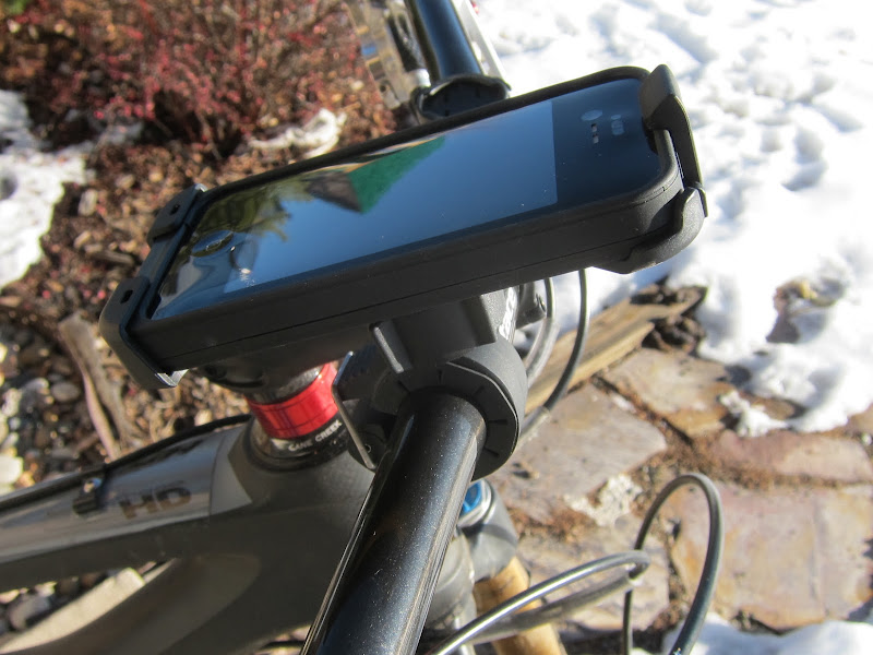 buy online 1997c 734cb LifeProof iPhone Case and Bike & Bar Mount Review- Mtbr.com
