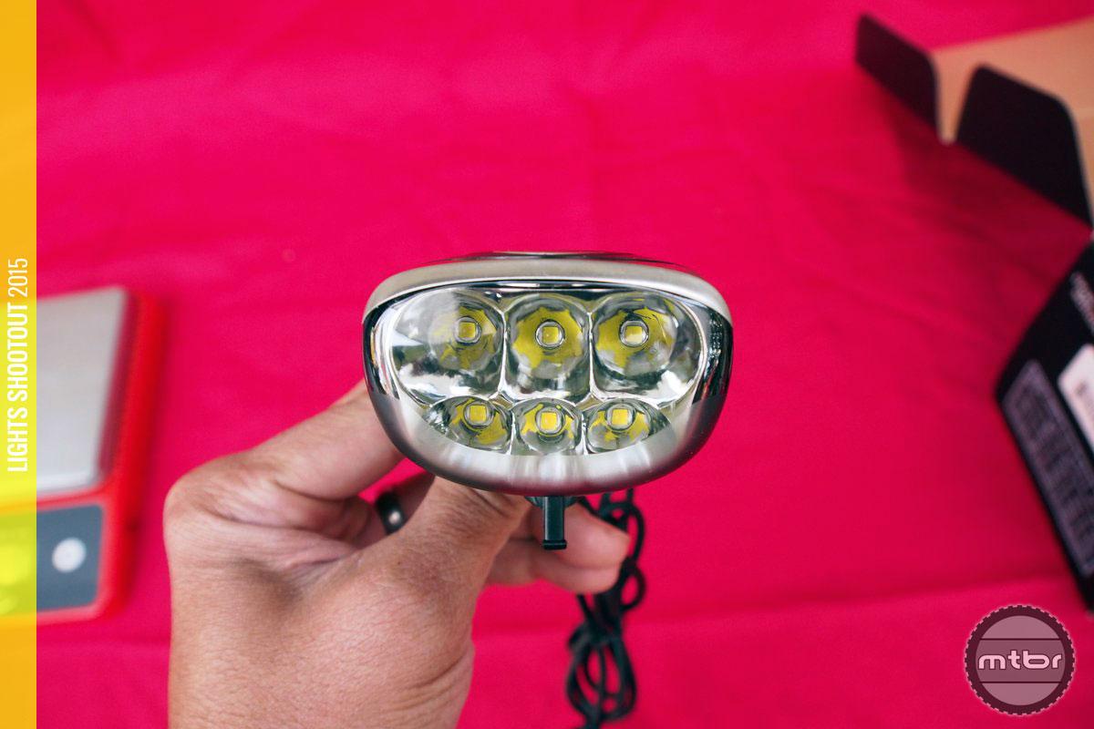 Light & Motion Seca 2000 Race Lens