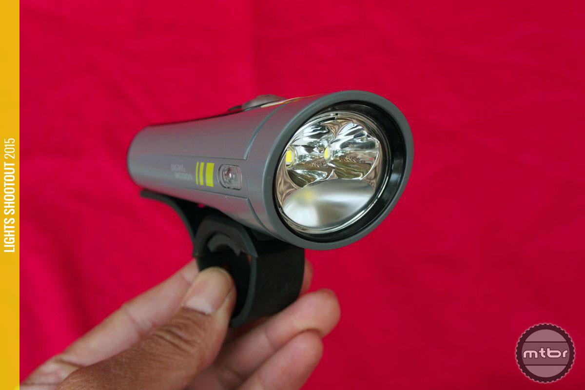 Light & Motion Taz 1500 Front