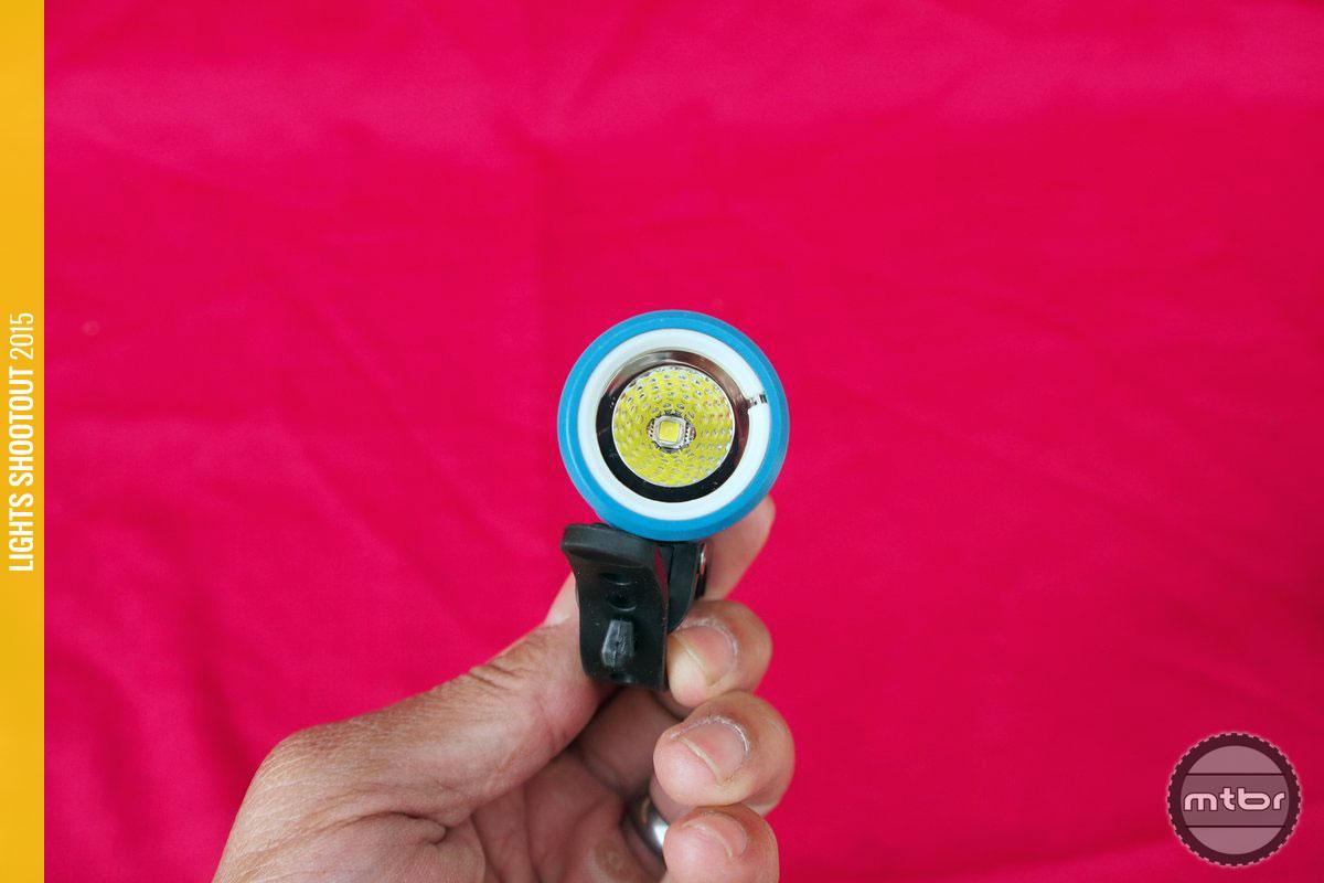 Light & Motion Urban 500 Lens